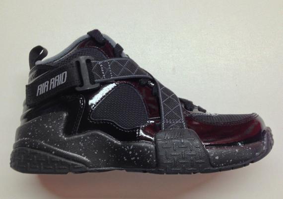 Nike Air Raid GS - Black - Dark Grey