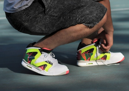 "Nike Air Tech Challenge Hybrid ""OG White"" – Release Reminder"