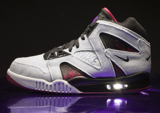 """Nike Air Tech Challenge Hybrid """"Washed Denim"""" – Release Date"""