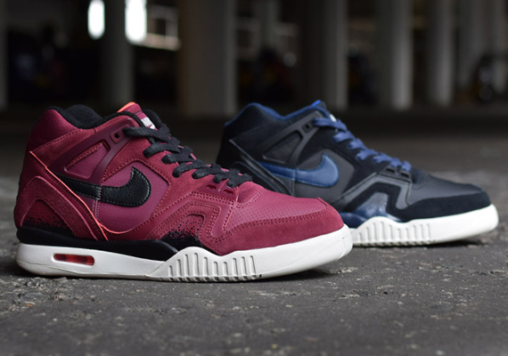 """best service 4a51d 7fd80 In our Sneaker Predictions feature a few days ago, we noted a potential  """"Part 2"""" of the Nike Air Tech Challenge II """"US Open"""". Although this latest  update on ..."""