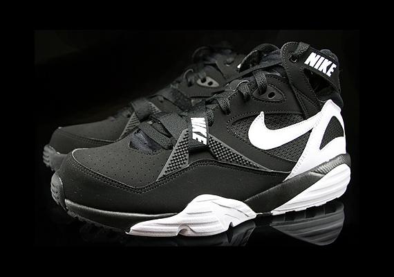 timeless design 6074f 6cd18 Nike Air Trainer Max  91 – Black – White