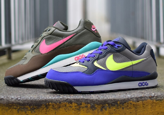 Nike ACG Wildwood Returning Soon