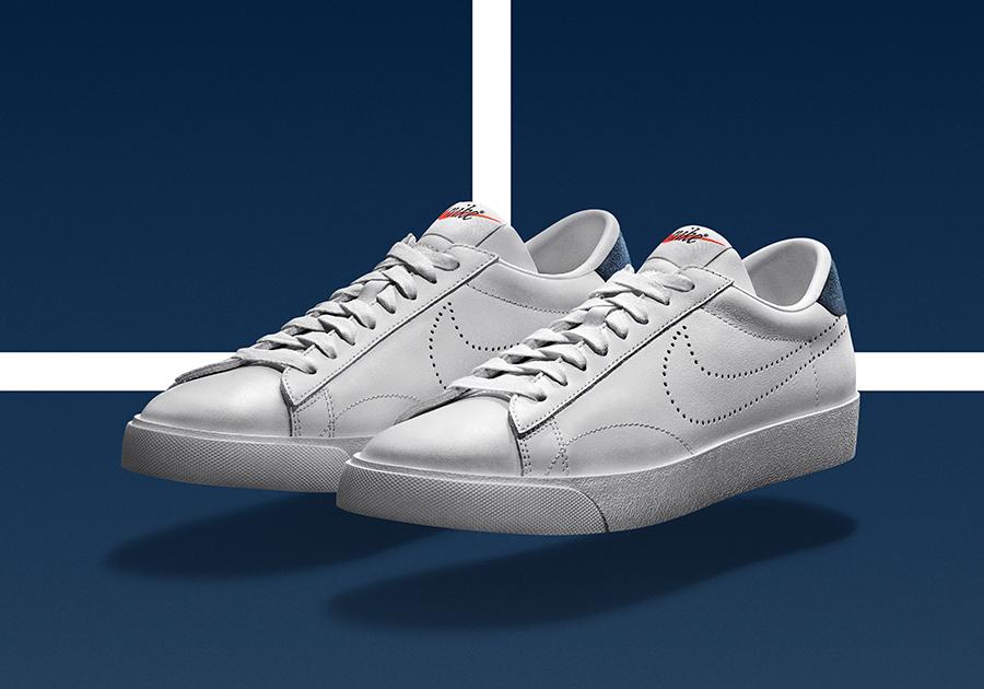 designer fashion f40c5 a2ebd fragment design x Nike Court Tennis Classic Collection