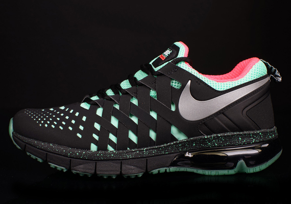 new style 87315 b2fde Nike Fingertrap Max NRG – Black – Green Glow – Hyper Punch