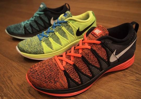Nike Flyknit Lunar2 – August 2014 Releases
