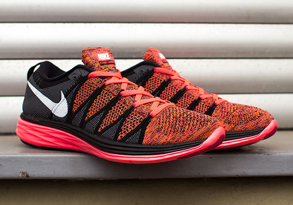 If you're still looking for a high-mileage runner or just a comfortable  all-purpose sneaker for training, the Nike Flyknit Lunar2 is a great option.