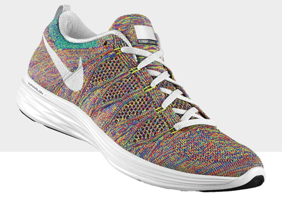the best attitude c98ed 623dd NIKEiD Flyknit Lunar2 - Multicolor Options - SneakerNews.com
