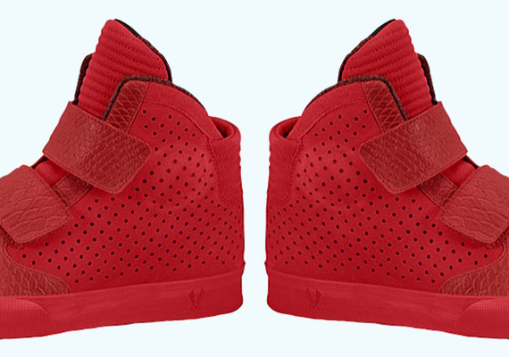 super popular b9f8f 1941f Nike Flystepper 2k3 Goes All Red
