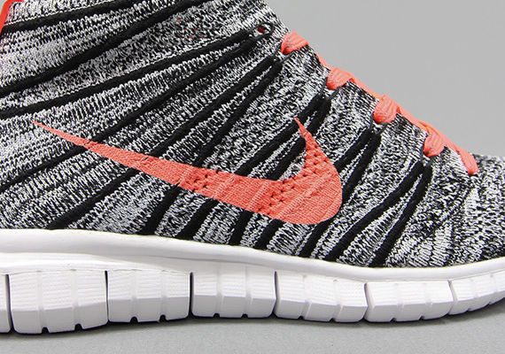 fast delivery cost charm good quality Nike Women's Free Flyknit Chukka