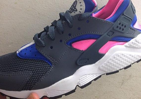 Huaraches Nike Womens Blue