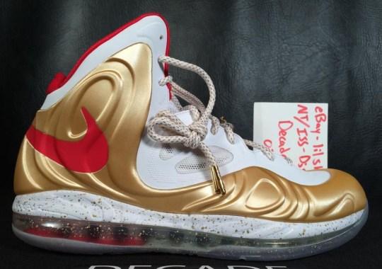 "Nike Hyperposite ""Ring Ceremony"" PE on eBay"