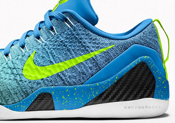 The NIKEiD Kobe 9 Elite Low has been a hit thus far – so much to the point  that one of the three Flyknit color options is no longer available.