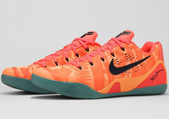"Nike Kobe 9 EM ""Bright Mango"" – Nikestore Release Info"