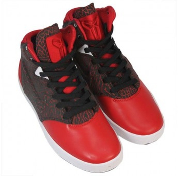 e3887156dc7 Nike Kobe 9 NSW Lifestyle Color  University Red Black-University Red Style  Code  630774-600