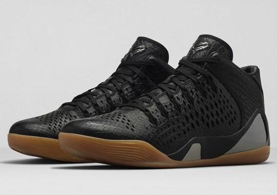 "Nike Kobe 9 Mid EXT ""Snakeskin"" – Nikestore Release Info"