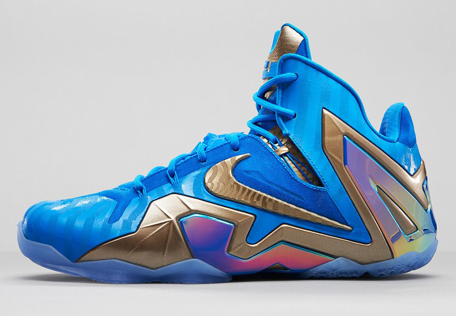 "Nike LeBron 11 ""Maison du LeBron"" Collection - Nikestore ..."