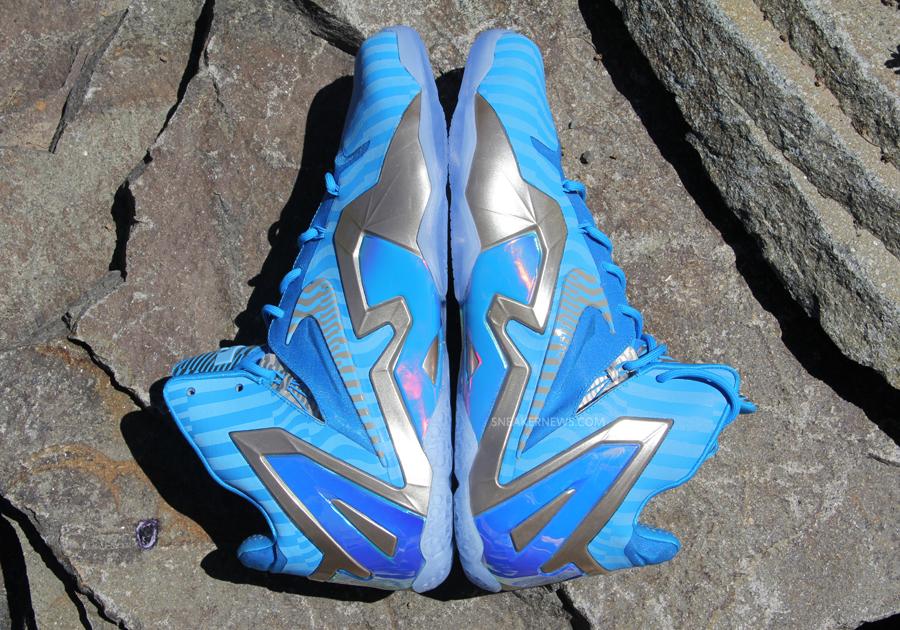 "huge inventory 0fb67 adefc Nike LeBron 11 Elite ""Maison Du LeBron"" – Release Date"