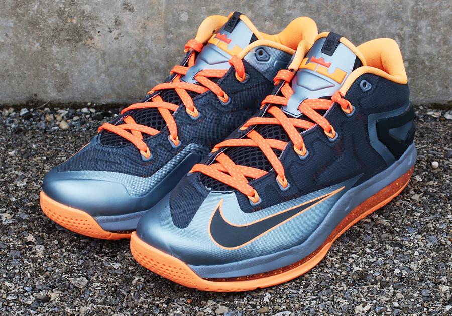 1016bc24e8d2 Nike LeBron 11 Low