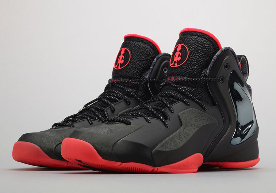 factory authentic 106a0 1223c Nike Lil  Penny Posite