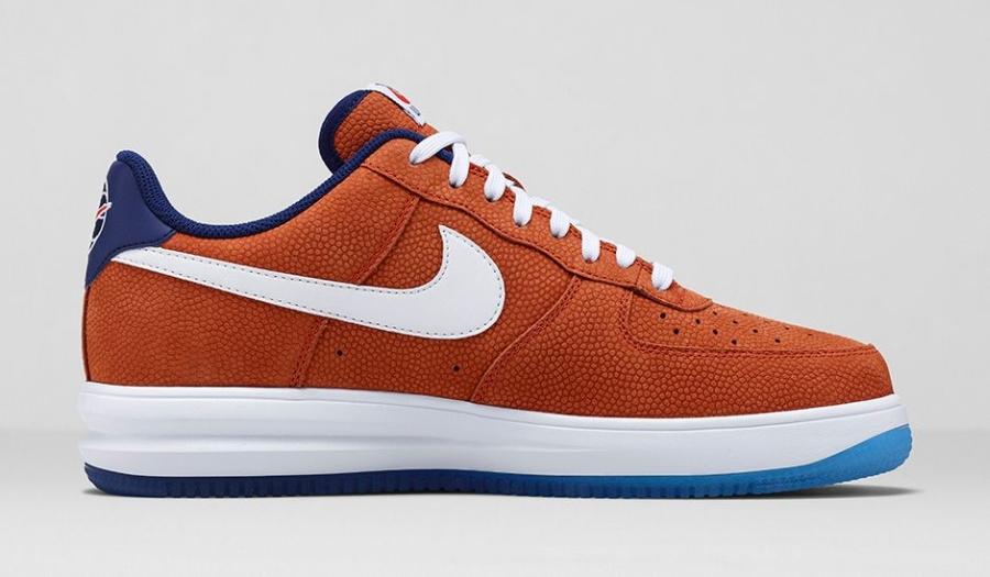 Fast Delivery Nike Lunar Force 1 (World Basketball Festival) 704009-800 Team Orange / White-Loyal Blue   Nike   Mens   2014