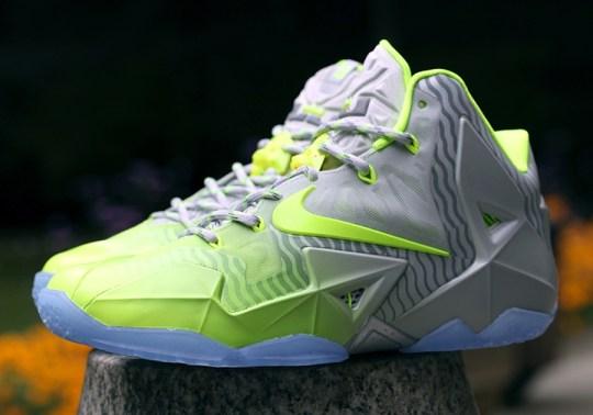 "A Detailed Look at the Nike LeBron 11 ""Maison du LeBron"""