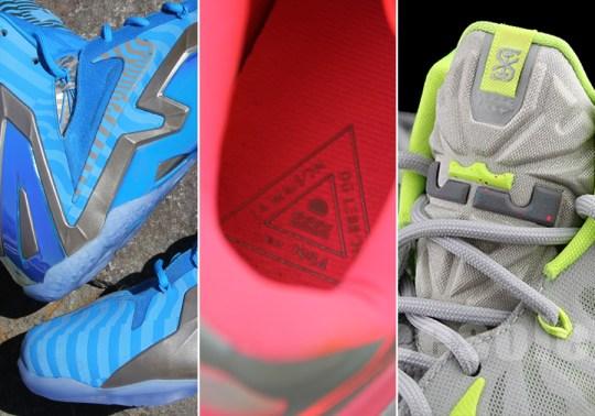 "Nike LeBron ""Maison Du LeBron"" Collection"