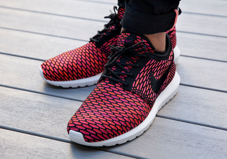 Nike Roshe Run Flyknit - August 2014 Releases - SneakerNews.com ab59a8684f
