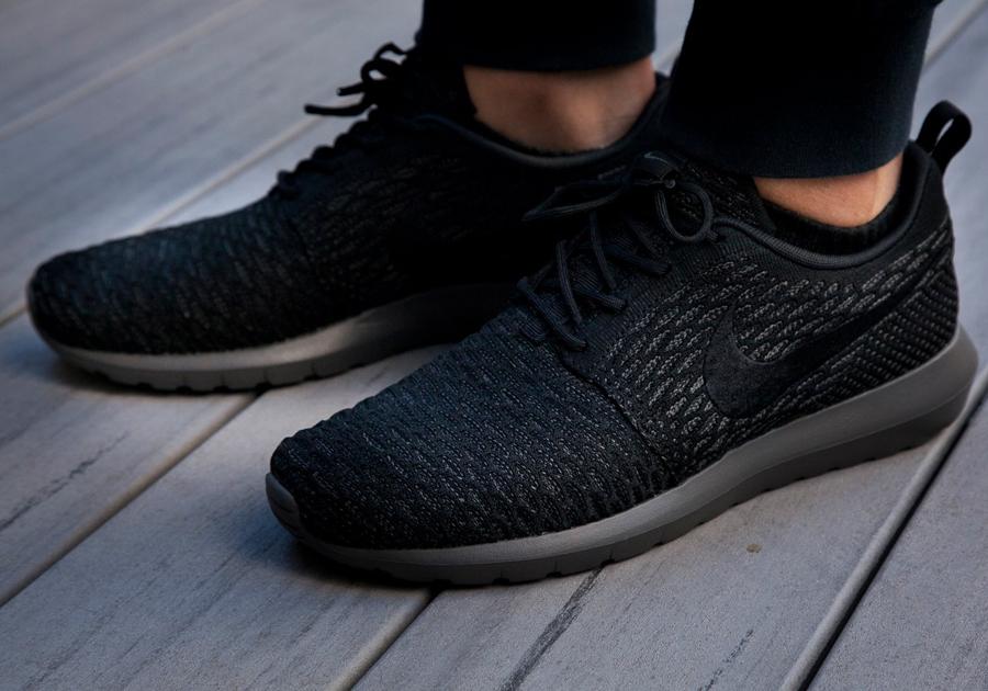 Nike Roshe Correr Zapatos Para Hombre 2015 Nuevo Lanzamiento Flyknit 6FxfS