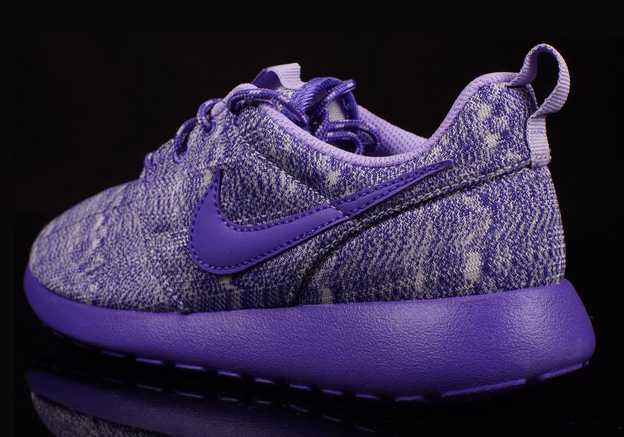 best service 982b5 3fb3b ... purchase nike roshe run gs purple haze sneakernews a6ada 6ac7d