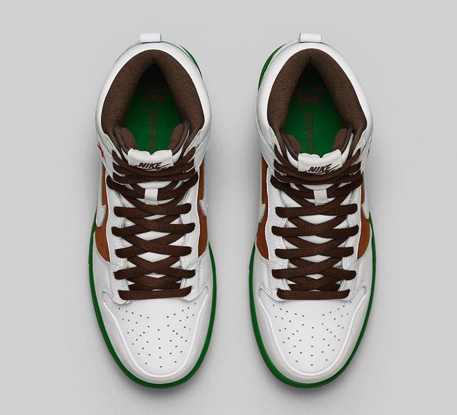 Nike Sb Dunk Alta Cali Premium / Abreviaturas Estado Número 31 gNl8PzBeyS