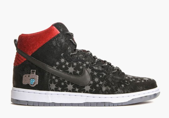 "Brooklyn Projects x Nike SB Dunk High ""Paparazzi"" – Nikestore Release Date"