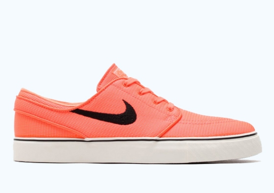 "Nike SB Stefan Janoski Canvas ""Bright Mango"""