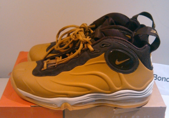 """Remember Nike's First """"Wheat"""" Foamposites?"""