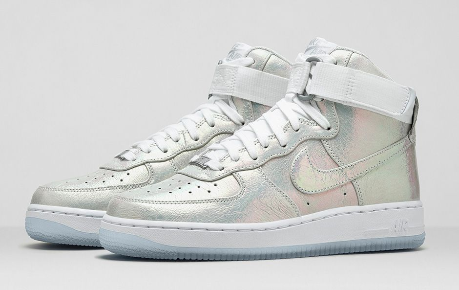 Nike Wmns Air Force 1 Collection Iridescent Pearl Collection 1 b43cd4