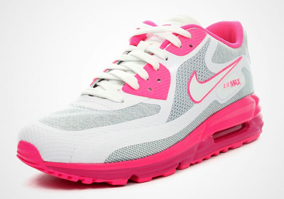 Nike Air Max 90 White And Pink