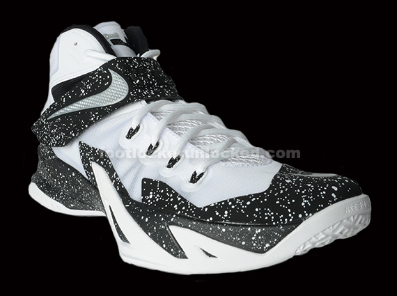 new product be235 eb7b6 Nike Zoom LeBron Soldier 8