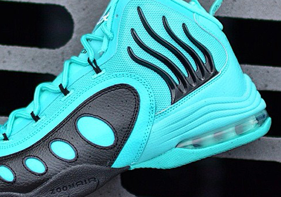 Nike Zoom Sonic Flight Turquoise Black