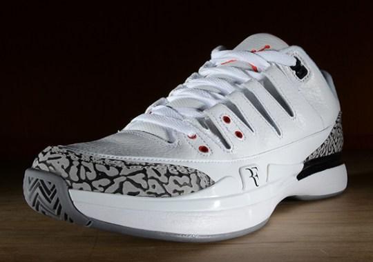 Nike Zoom Vapor Air Jordan 3 – Release Date
