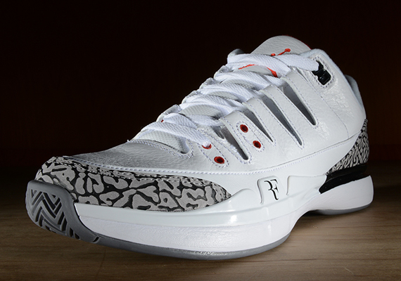 a1b685eac35762 Air Jordan 3 x Nike Zoom Vapor Tour 9 - SneakerNews.com