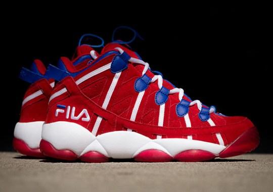 "Packer Shoes x UBIQ x Fila Spaghetti ""FILAdelphia"" – Release Date"