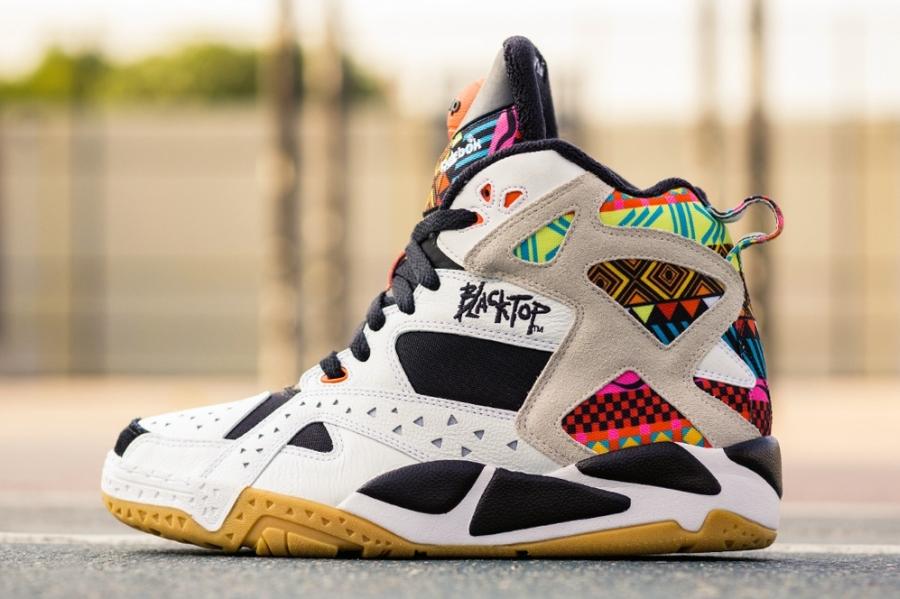 "fc2334379 Reebok Pump Blacktop Battleground ""Tribal"" - Release Date - SneakerNews.com"