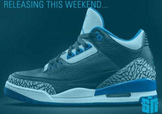 Sneakers Releasing This Weekend – August 16th, 2014