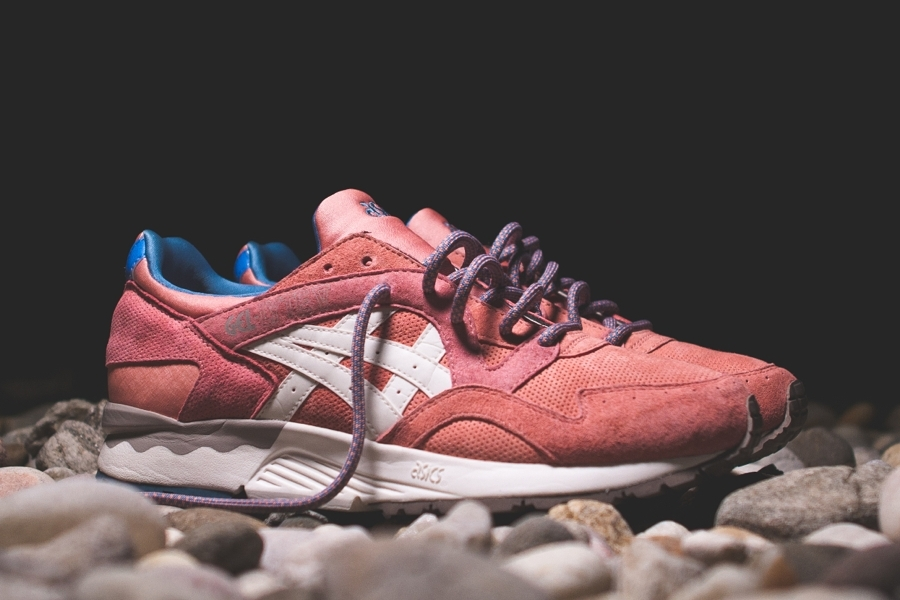 Asics Gel Lyte V Or Rose Ronnie Fieg aqV02