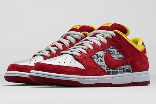 """Rukus"" Nike SB Dunk Low – Nikestore Release Info"