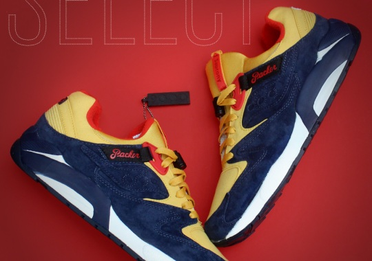 """SELECT 1 on 1: Mike Packer on the Saucony Grid 9000 """"Snow Beach"""""""