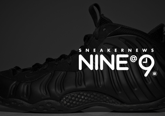 8aa9f98a4c4b7 Nike Air Foamposite Pro Dr Doom - SneakerNews.com