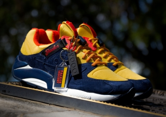 """Packer Shoes x Saucony Grid 9000 """"Snow Beach"""" – Release Info"""