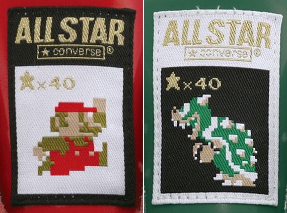 Super Mario Bros. x Converse One Star quot Mario vs. Bowserquot