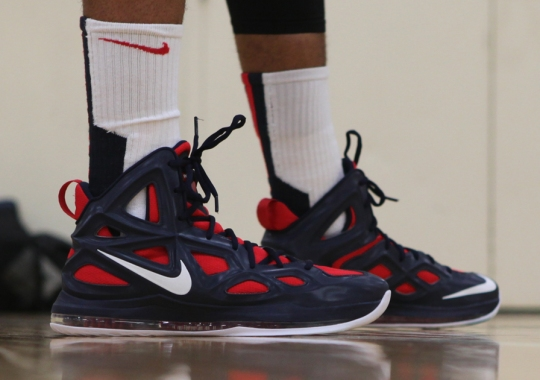 A Complete Look at Team USA Basketball's Sneakers