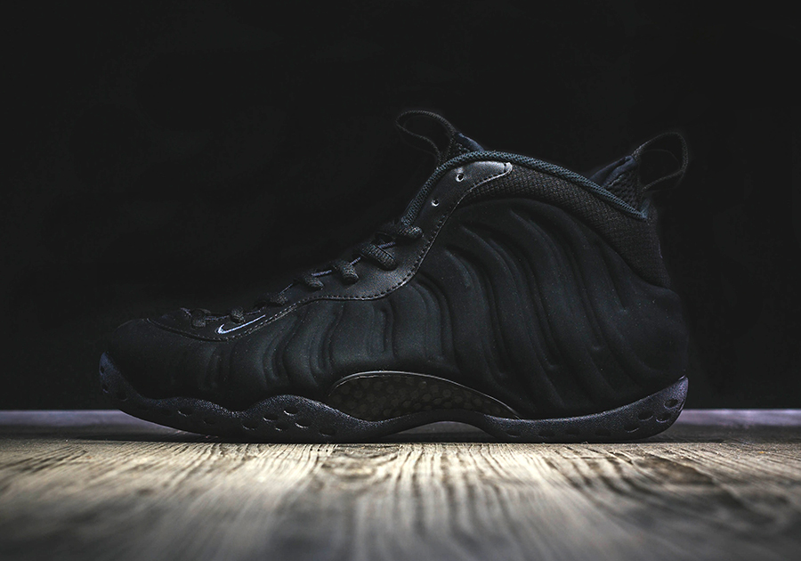 "check out bb7bb 6fa04 Nike Air Foamposite One ""Triple Black"" – Arriving at Retailers"